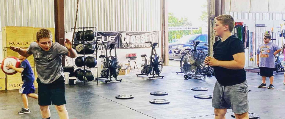CrossFit Training, CrossFit Workouts, CrossFit Gym